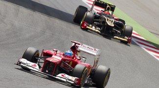 Formel 1 im Live-Stream: GP von Spa (Belgien) heute online sehen (Sky und RTL)