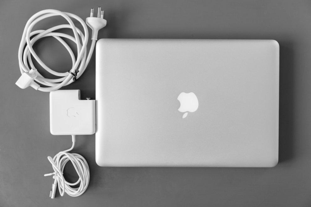 MacBook Akku Netzteil
