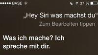 iCloud Voicemail: Siri wird Anrufbeantworterin, Speech-to-Text inklusive