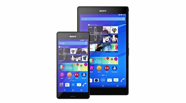 Sony Xperia Z2, Xperia Z2 Tablet und Z3 Tablet Compact: Update auf Android 5.0 Lollipop freigegeben
