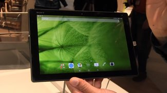 Sony Xperia Z4 Tablet im Hands-On-Video [MWC 2015]