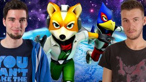 Lylat Wars (Star Fox 64) im Retro-Gameplay!