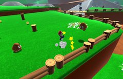 Super Mario 64: Jetzt...