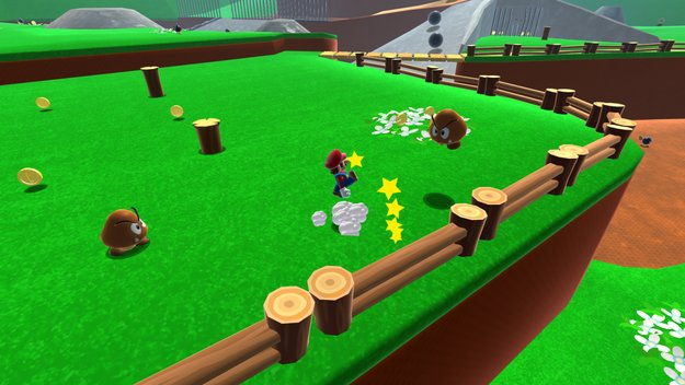 Super Mario 64 HD: Fan-Remake im Visier von Nintendo