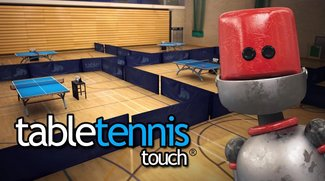 Tablet Tennis Touch: iOS-Hit jetzt für Android erhältlich