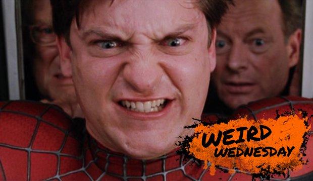 Weird Wednesday: 10 Schauspieler, die niemals Spiderman sein dürfen