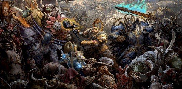 Total War Warhammer: Nun offiziell angekündigt (Trailer)