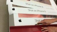 """""""Fotografiert mit dem iPhone 6"""": Parodie gegen Apples Printkampagne"""