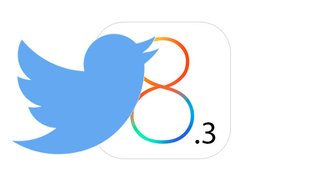 iOS 8.3-Beta ohne Twitter-Integration