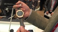 LG Watch Urbane: Edle Smartwatch im Hands-On [MWC 2015]