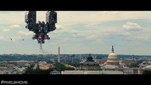 Pixels Offizieller Trailer 2015