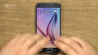 Samsung Galaxy S6: TouchWiz-Oberfläche im Video