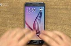 Samsung Galaxy S6:...