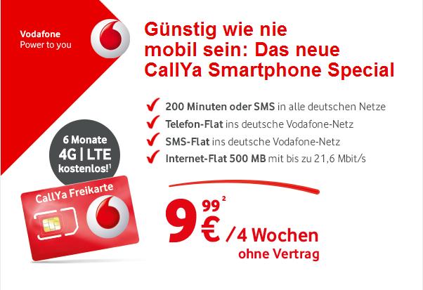 Vodafone Prepaid Karte Kostenlos.Vodafone Freikarte Kosten Bestellung Und Alle Infos