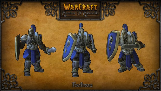 Warcraft - Armies of Azeroth: Erstes Gameplay zum Fan-Remake