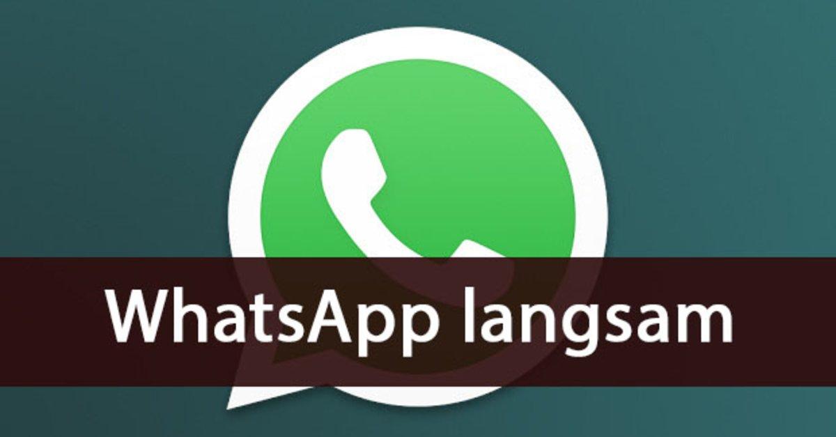 WhatsApp Nachricht gesendet aber nur ein Haken?