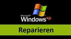 Windows XP reparieren – so funktioniert's