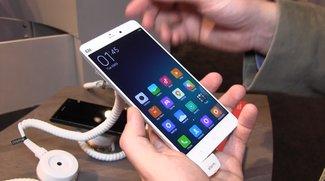 Xiaomi Mi Note: Hochwertiges Preisbrecher-Phablet im Hands-On [MWC 2015]