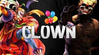 C wie Clown: August, oder: Der moderne Frankenstein (Kolumne)