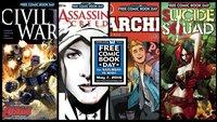 Am Samstag ist Free Comic Book Day: Alle 50 Gratis-Comics und wie ihr sie bekommt