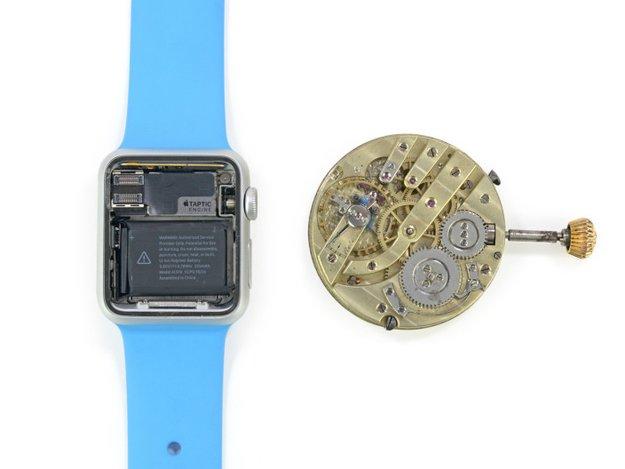 Apple Watch: Taptic Engine sorgt für Lieferschwierigkeiten