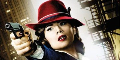 Hayley Atwell als Agent Carter ©ABC
