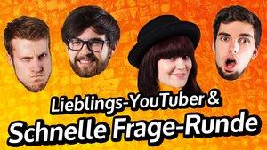 GIGA InTeam: Lieblings-YouTuber & Schnelle Frage-Runde