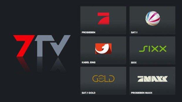 7TV für PC: Online-Mediathek mit Wiederholungen von Pro7, Sat.1 und Co. gestartet