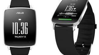 ASUS VivoWatch: Fitness-Wearable mit 10 Tagen Akkulaufzeit angekündigt&#x3B; erste Hands-On-Videos