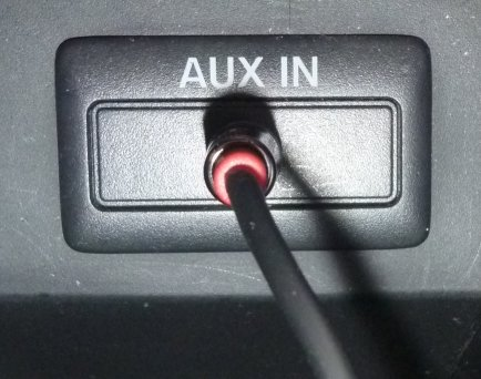 AUX-Eingang