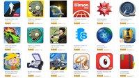 Amazon: 26 Apps im Gesamtwert von 100 Euro für kurze Zeit kostenlos