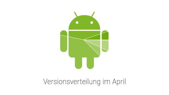 Android-Versionen im April: Erstes Lebenszeichen von 5.1 Lollipop