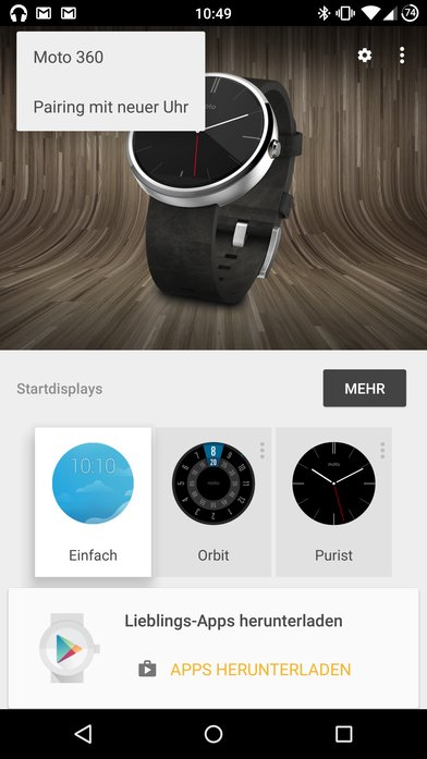 Android-Wear-Android-App-Update-1.1-Start