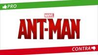 Pro & Contra: Wird Ant-Man der erste Marvel-Flop?