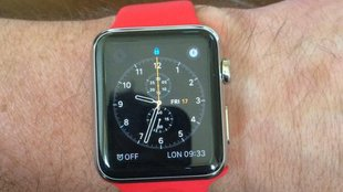 Apple Watch: Rotes Sportarmband gesichtet (Update: Neue Farben)
