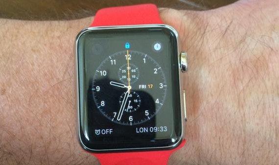 Apple Watch: Rotes Sportarmband gesichtet (Update: Neue Farben)