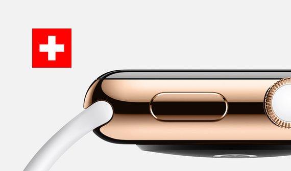 Apple Watch: Markenname verhindert derzeit Verkauf in der Schweiz