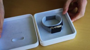 Apple Watch: Erstes Unboxing-Video gesichtet