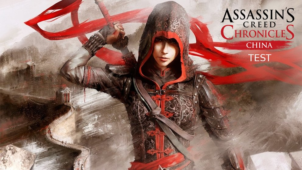 Assassin's Creed Chronicles China Teaser