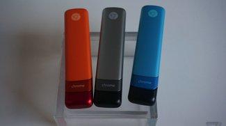 Chromebit: 100 Dollar-Stick mit Chrome OS und günstige Chromebooks vorgestellt