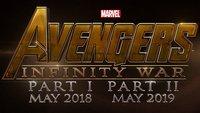 Avengers 3 & 4 - Infinity War: Trailer, Kinostart, Cast & Infos