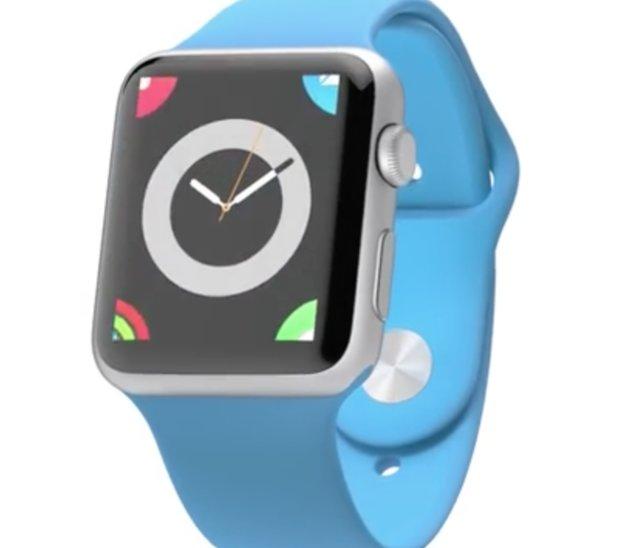 Apple Watch: 35 Millionen Euro für Werbung ausgegeben
