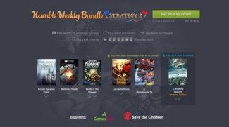 Humble Weekly Bundle: Strategie-Titel im Angebot