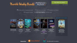 Humble Weekly Bundle: Multiplayer-Titel im Angebot