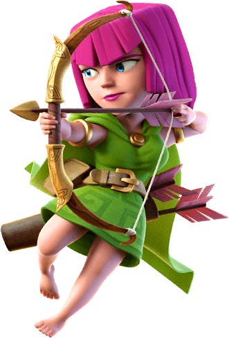 clash of clans truppen