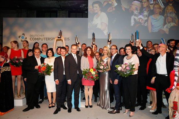 Deutscher Computerspielpreis: Das sind die Gewinner!