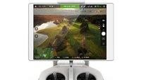 DJI Phantom 3: iOS-App wartet auf Apples Fluggenehmigung
