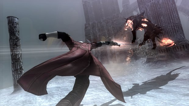 Devil May Cry 4 - Special Edition: Videos und Screenshots zeigen spielbare Charaktere