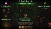 Diablo 3 - Reaper of Souls: Das erwartet euch in Saison 3