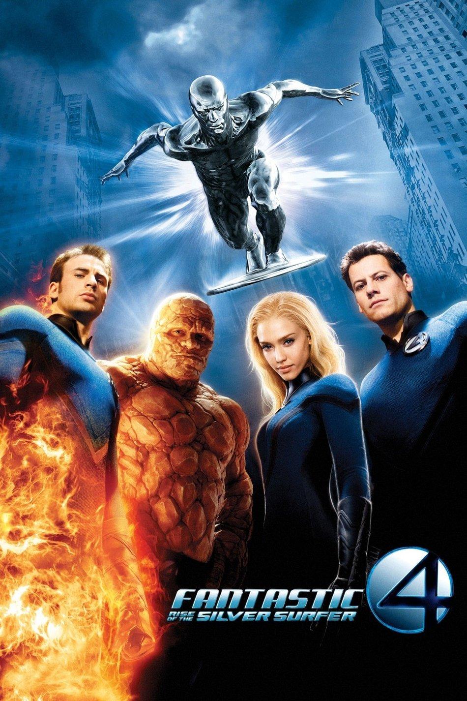 Fantastic Four Reihenfolge